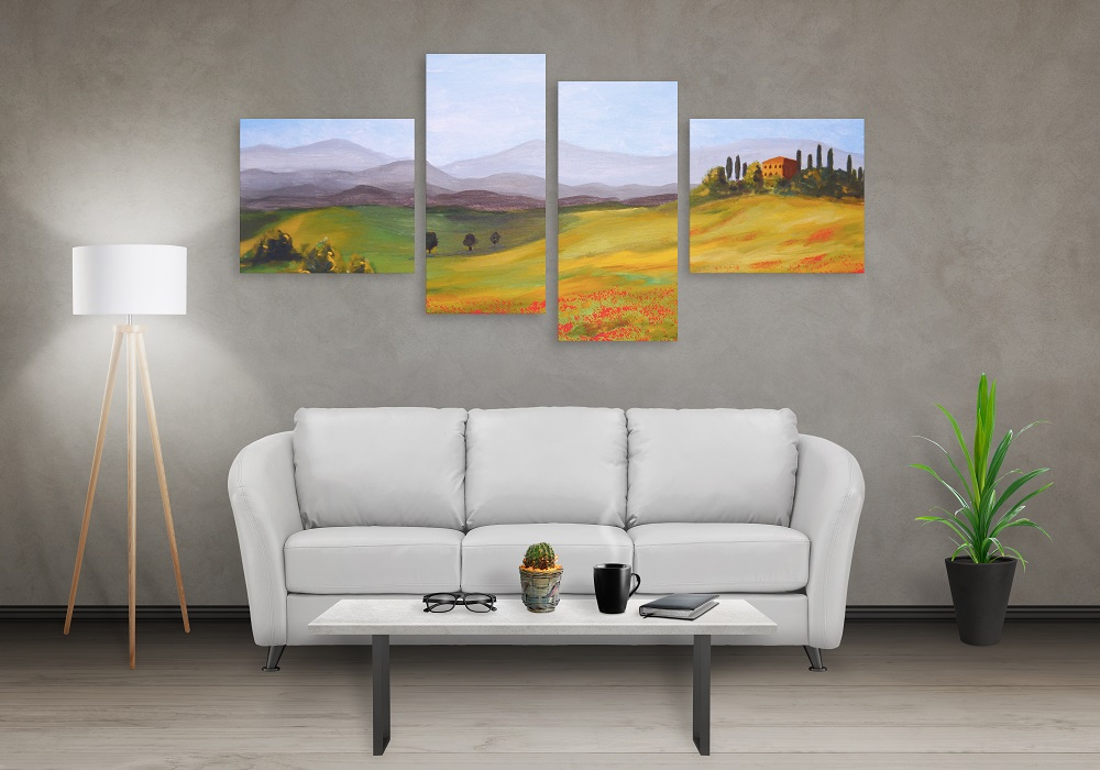 How To Create A Canvas Print
