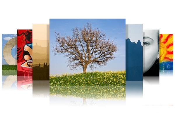 Creating A Photo Wall Using Canvas Prints
