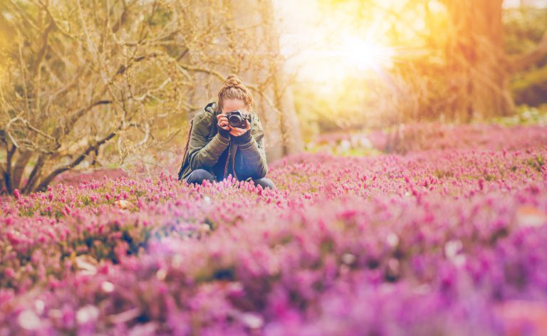 Spring Photography Tips